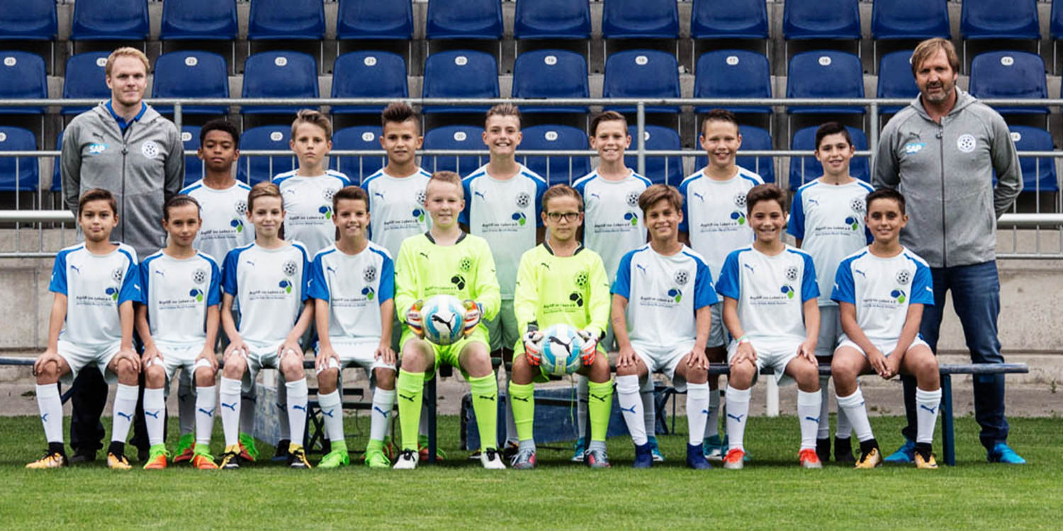 FC Astoria Walldorf U12 2017