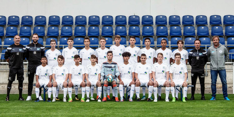 FC Astoria Walldorf U16 2017