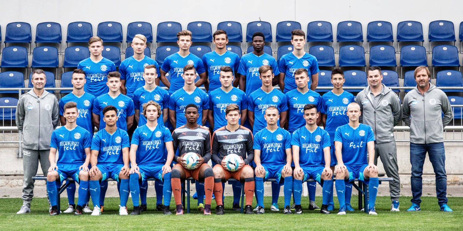 FC Astoria Walldorf U18 2017
