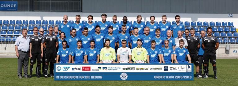 FC Astoria Walldorf - Team Regionaliga