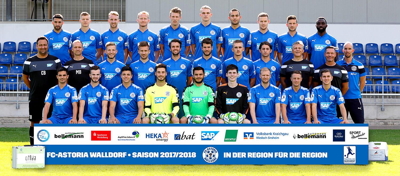 FC Astoria 1. Mannschaft