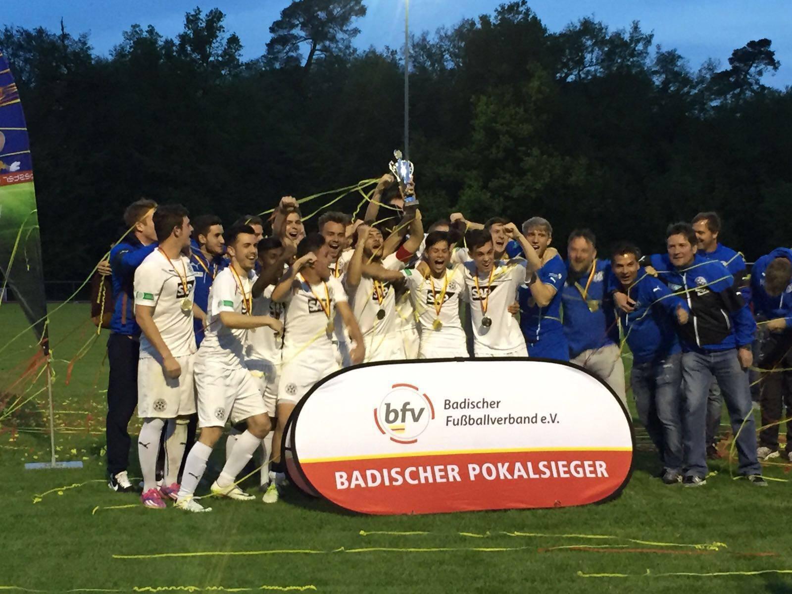 U19 Pokalsieg