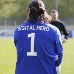 Fussball. Bayern Allstars - SAP Digital Heros. 05.04.2017 - Jan A. Pfeifer - 01726290959