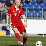 Fussball. Bayern Allstars - SAP Digital Heros. Matthias Zimmermann (Bayern Allstars). 05.04.2017 - Jan A. Pfeifer - 01726290959