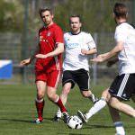 Fussball. Bayern Allstars - SAP Digital Heros. Joerg Butt (Bayern Allstars). 05.04.2017 - Jan A. Pfeifer - 01726290959
