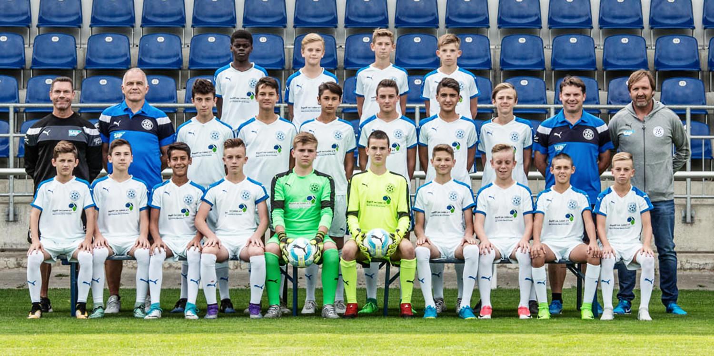 FC Astoria Walldorf U14 2017