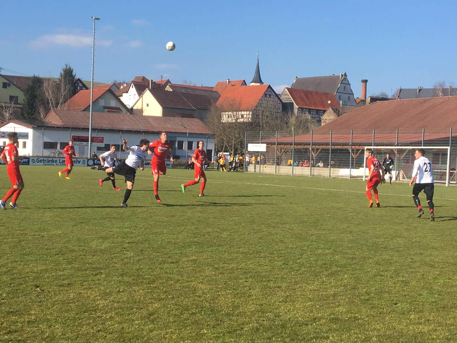 FC-Astoria Walldorf e.V. » Die U23 stolpert in Gommersdorf